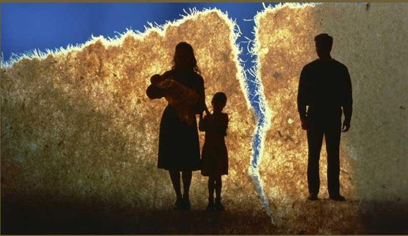 آثار-طلاق-بر-2فرزندان
