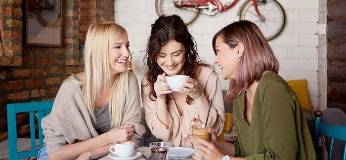 با دوستانتان معاشرت کنید