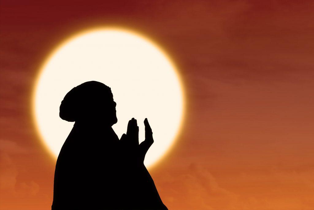 دعا باز شدن بخت و ازدواج زن مطلقه یا بیوه