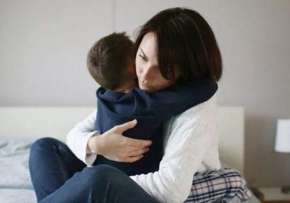 دلتنگی برای فرزند بعد از طلاق (تحمل دوری از بچه بعد جدایی)