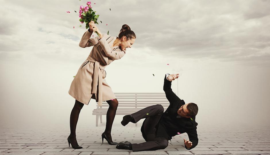 دلیل ناراحتی مردها از جواب رد شنیدن به خواستگاری