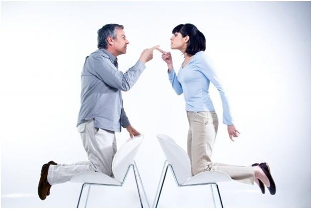 نشانه های ناسازگاری زن و شوهر