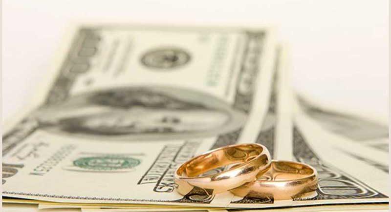 نقش-مسائل-مالی-در-ازدواج