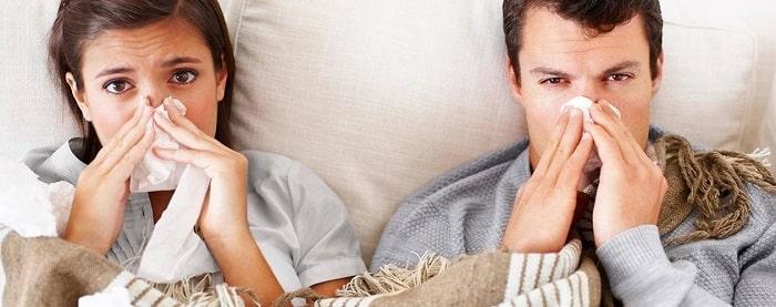 کمتر سرما میخورید و سیستم ایمنی بدنتان تقویت میشود از مزایای سکس با همسر