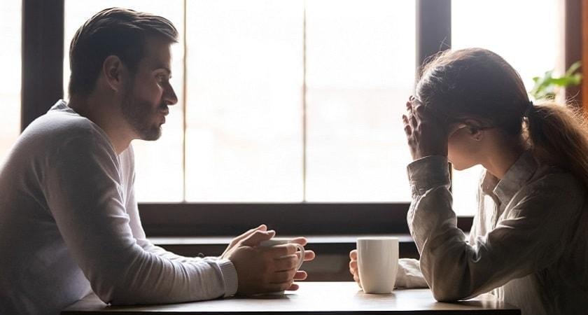 چطور راجع به طلاق با همسرتان صحبت کنید